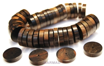Heban - talarek 20x4mm